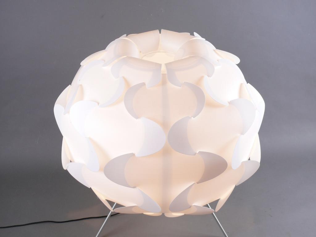 Space Age Design Ikea Fillsta Stehlampe Bodenlampe Tripod Dreibein